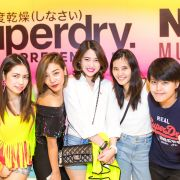Superdry presents NYLON MUSIC NIGHT OUT 2014